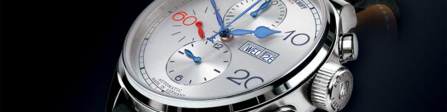 Automatik Chronograph Alexander Shorokhoff Uhren