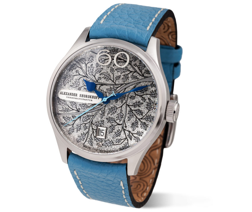 feminine Uhr alexander shorokhoff luxusuhren