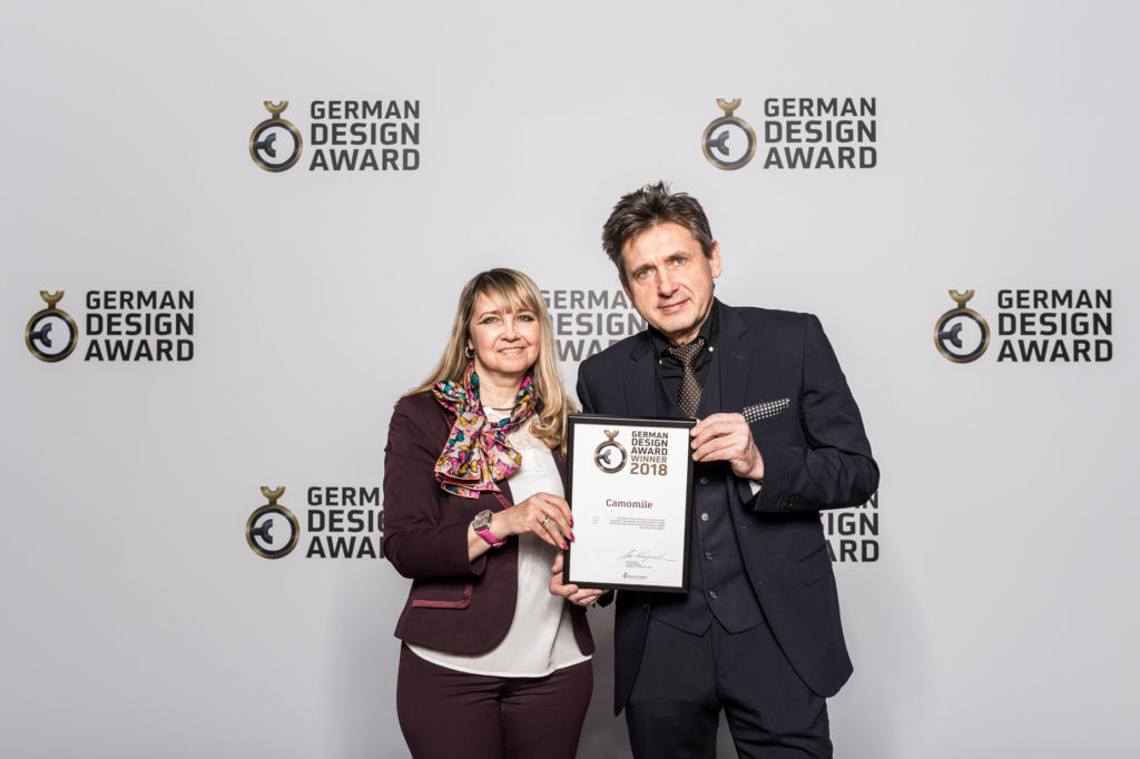 alexander shorokhoff german design award winner 2018
